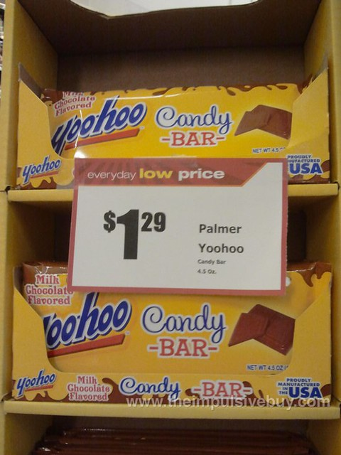 Palmer Yoo-Hoo Candy Bar