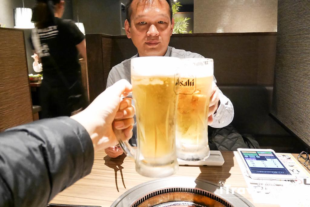 京都美食餐厅 牛角烧肉吃到饱 (18)