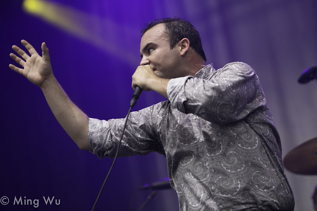 Future Islands @ Ottawa Bluesfest 2015