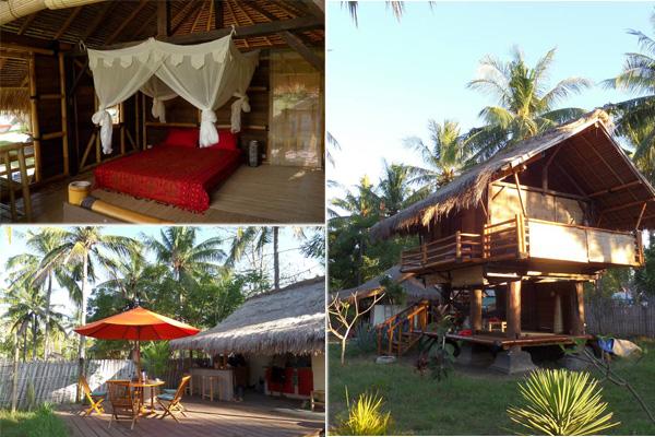 Gili Tibo Houses 2