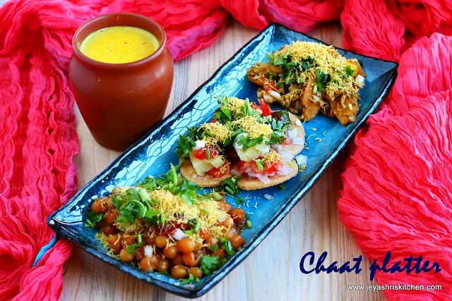 chaat- recipes