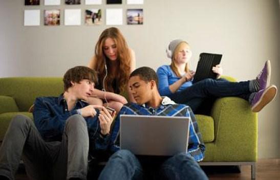 Teens onSocial Media