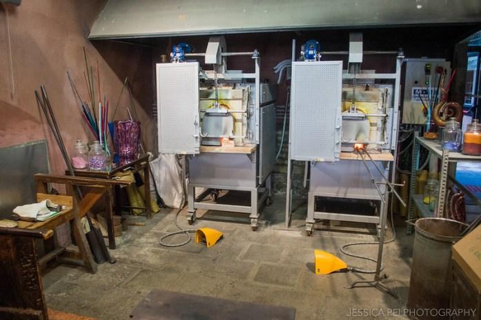 Glassblowing Workshop Venice Italy