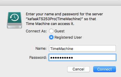ใส่ Username และ Password ลงไป