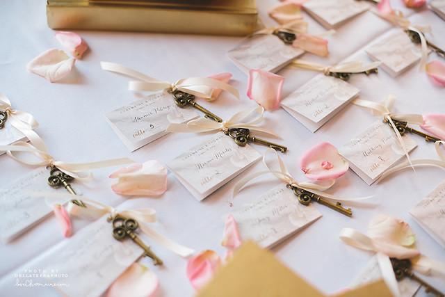 Our Wedding - Details (Reception)