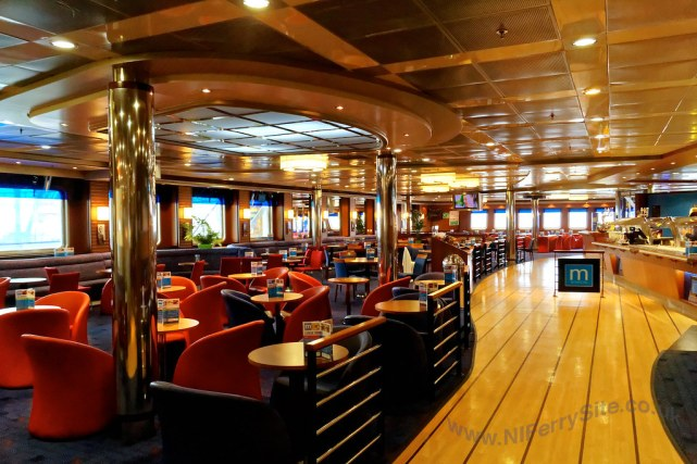 Stena Mersey - The Met Bar and Grill.