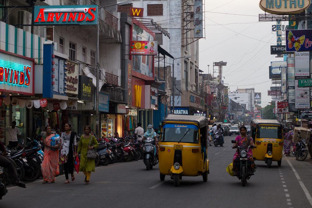 Indien India Pondicherry Puducherry Blog (7)