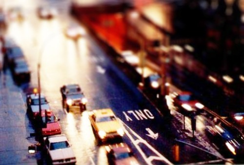 Fake Tilt Shift Attempt 1