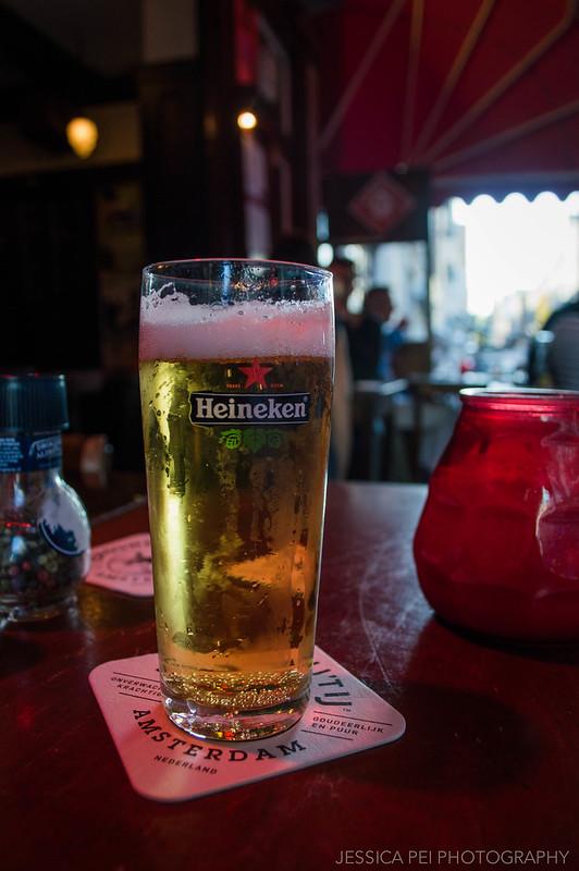 Heineken Beer Amsterdam