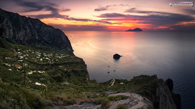 Pollara Bay