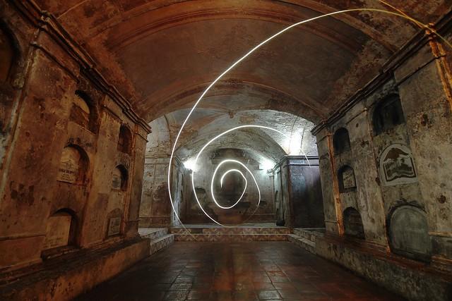 Nagcarlan Underground Cemetery