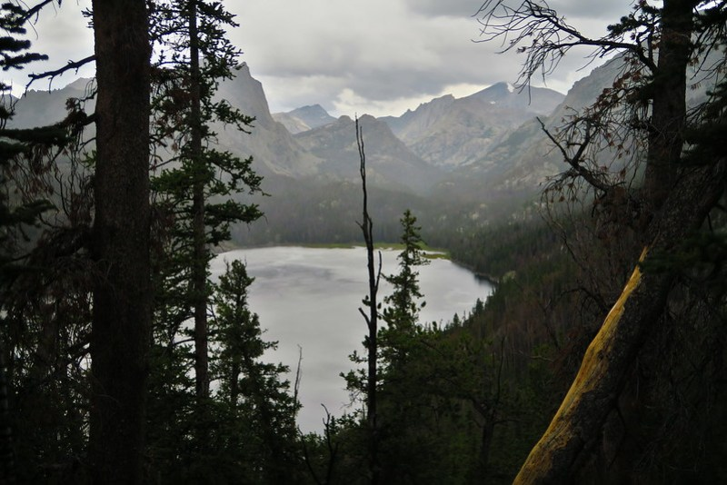 Into the Wind River Range