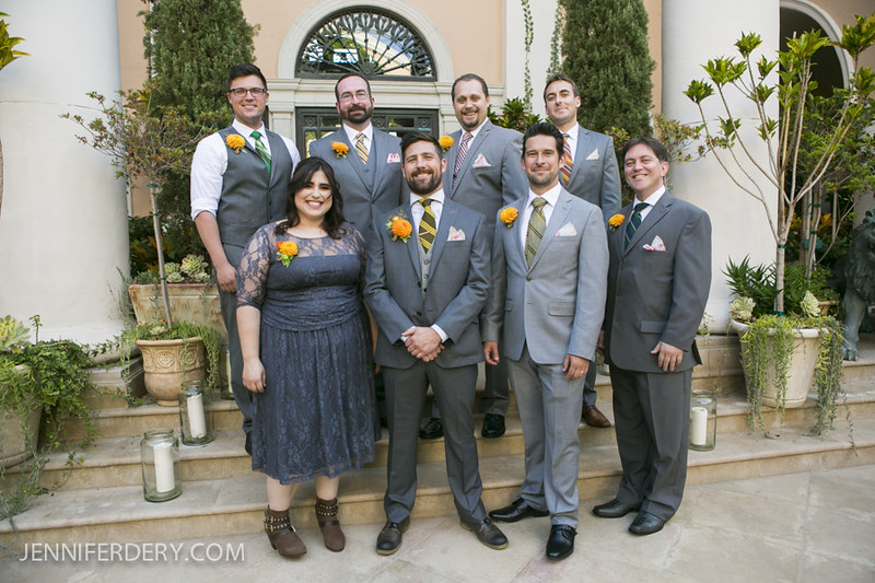 Falcon ring bearer wedding on @offbeatbride