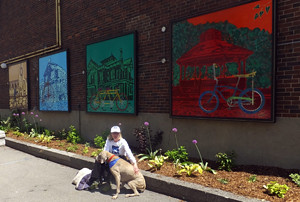 2015 06 Cycling Murals Vivian Lane_300