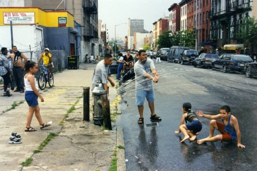 S. 3rd Street and Bedford Avenue, Williamsburg, Brooklyn (1999)