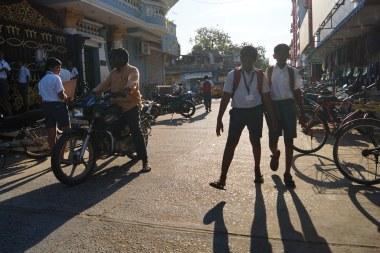 Indien India Pondicherry Puducherry Blog (48)