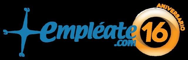 logo Aniversario Empleate 2015full