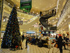 Christmas in the shopping centre