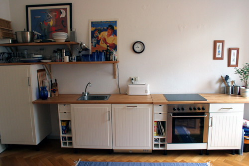 For Sale IKEA FAKTUM Stat Weiss Kitchen Flickr Photo