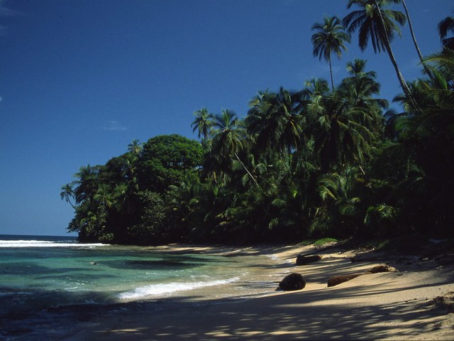Pedazo de playa