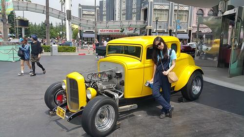 บรรยากาศใน Universal Studios Japan