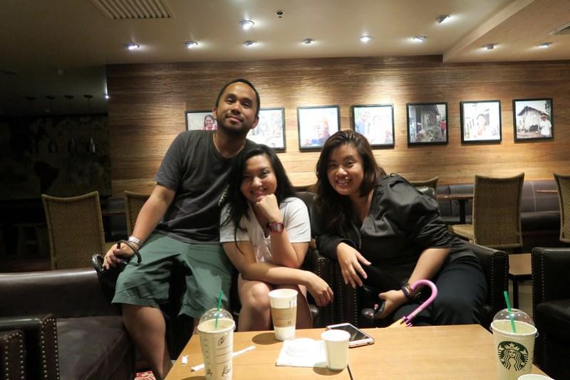 Isshin and Starbucks with Rain 2015 018