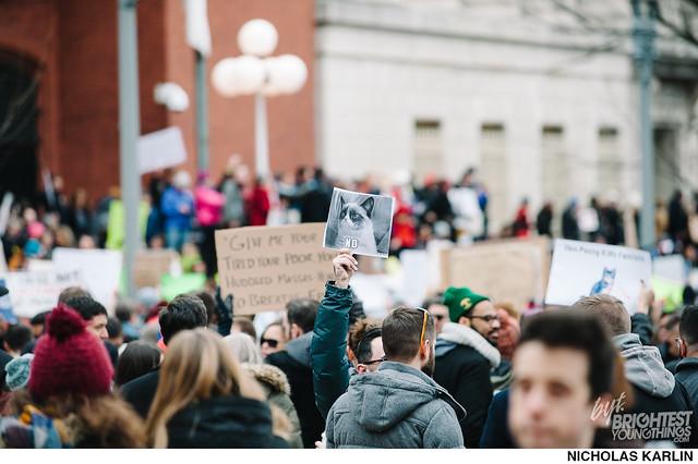 Muslim Ban Protest-49