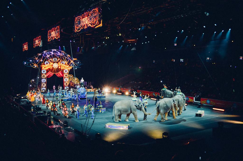 Imagen gratis de un circo