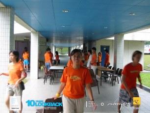 16062003 - FOC.Official.Camp.2003.Dae.1 - OGLs Preparin Arrival Of Freshies..