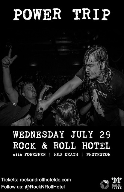 Power Trip at Rock & Roll Hotel