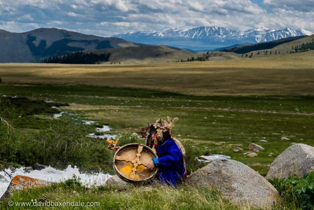 The Last Tuvan Shaman in Mongolia