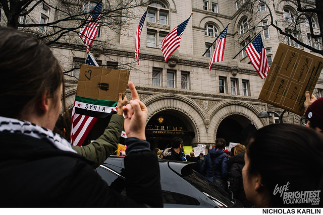 Muslim Ban Protest-25