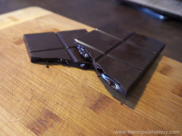 Trader Joe's Uncured Bacon Ganache Bar 4