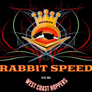 Rabbit Speed Emblem