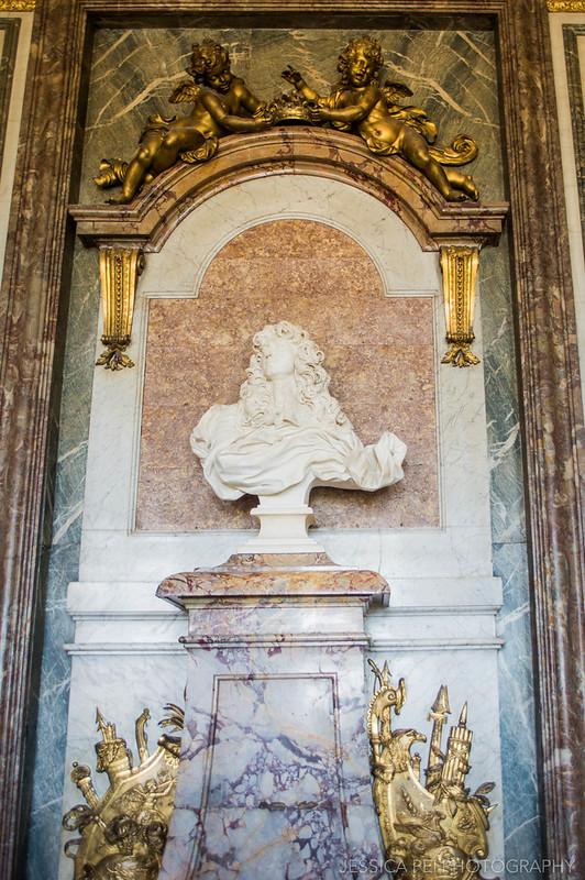 Louis XIV Diana Salon Versailles
