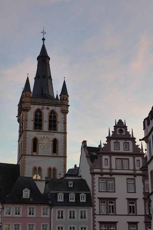 A la découverte de Trier (Allemagne) - 007 - Hauptmarkt