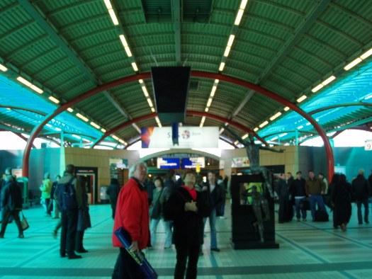 Estación central de Utrecht