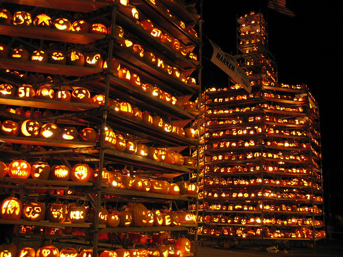 jackolantern towers