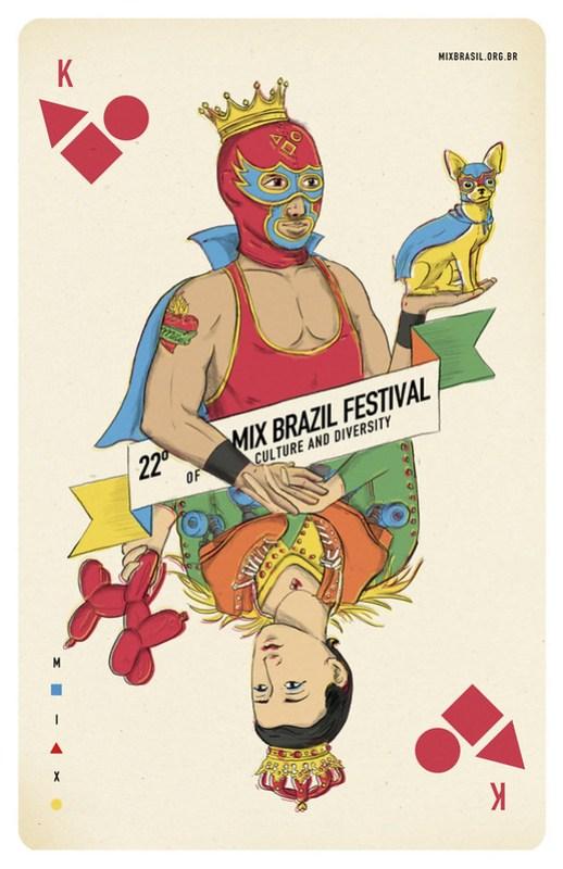 Mix Brasil Festival - Double 3