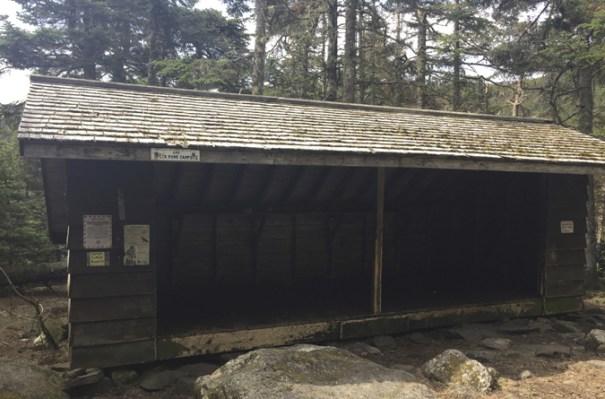 Speck Pond Shelter