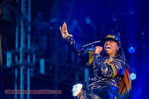 Missy Elliott @ Pemberton Music Festival - July 19th 2015