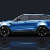 New Range Rover Velar Coupe-SUV Will Be Present At Geneva.