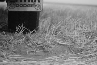 The Dodge - AKA, the foodmobile.