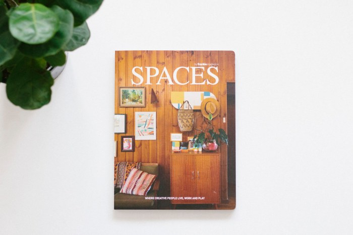 SPACES volume 3