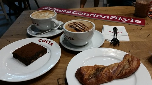 Costa Coffee Robinsons Manila