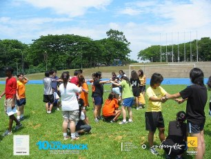 16062003 - FOC.Official.Camp.2003.Dae.1 - Persianz.Playin.Mass.IceBreaker - Pic 2