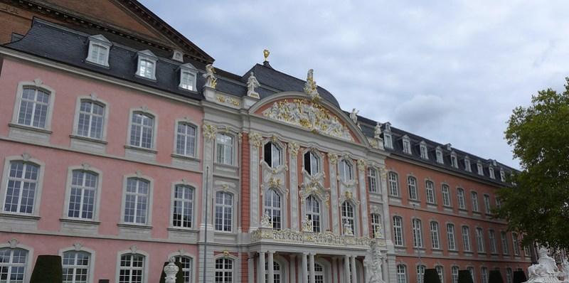 A la découverte de Trier (Allemagne) - 078 - Konstantin Basilika