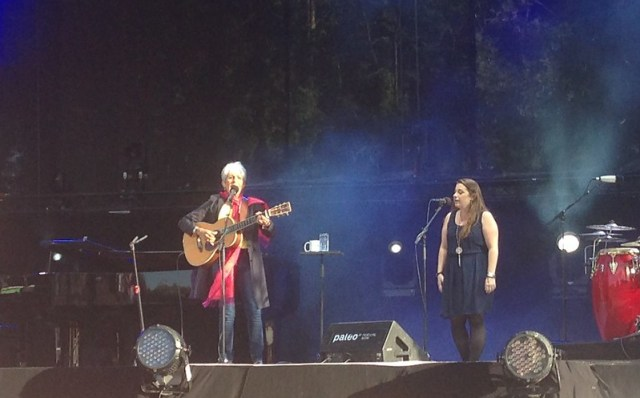 Joan Baez at Paléo