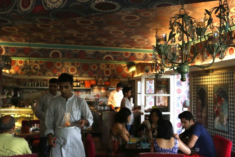 City List - Best Selling Dishes, Latitude & Other Khan Market Eateries