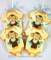 Gomi Taro baby onesie